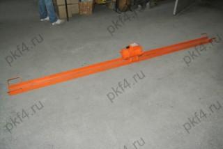 Вибратор глубинный для бетона 220в с гибким валом