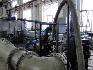 Форма трубопровода и установка соединения привода