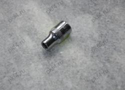 """Головка торцевая шестигранная 5 мм 1/4"""" SATA/11304"""