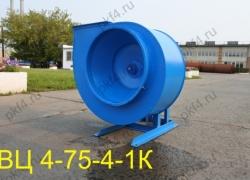 Вентилятор ВЦ 4-75-4-1К