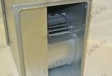 Канальные вентиляторы для прямоугольных воздуховодов