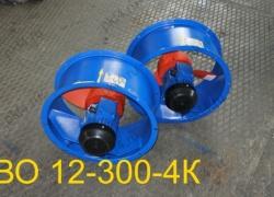 Вентилятор ВО 12-300-4К