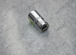 """Головка торцевая шестигранная 9 мм 1/4"""" SATA/11309"""