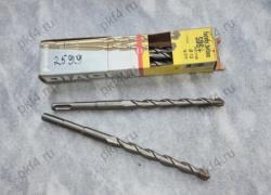 Комплект буров SDS+ D12 L210 /бетон/ 5 штук DIAGER/110Е