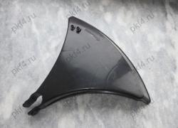 Кожух защитный под леску SG6-GTB26-0045-S