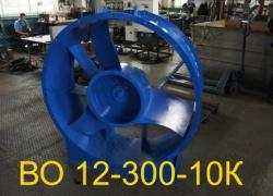 Вентилятор ВО 12-300-10К