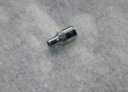 """Головка торцевая шестигранная 4 мм 1/4"""" SATA/11302"""