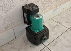 Насосный агрегат циркуляционный TOP-E 25/1-7 EM Wilo