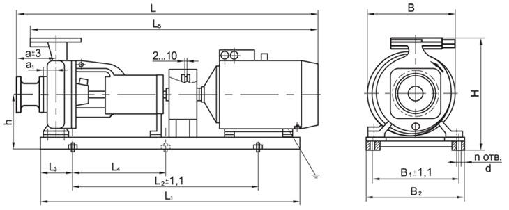 СМ 200–150–400 а/4