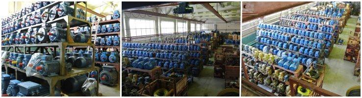 Подразделение снабжения крупнейшего производителя насосов в России