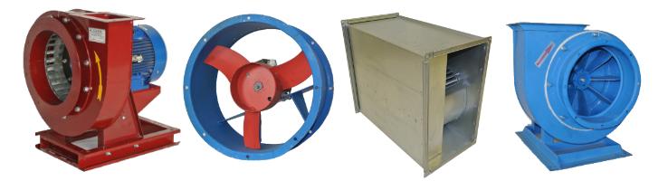 Производство вентиляционного оборудования