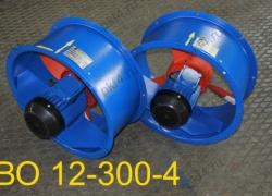 Вентилятор ВО 12-300-4