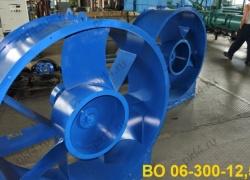 Вентилятор ВО 06-300-12,5