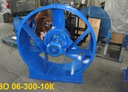 Вентилятор ВО 06-300-10К