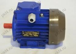 Электродвигатель АДМ 63 A2 (0,37 кВт, 3000 об/мин)