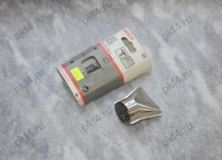 Сопло для технического фена, 50 мм, плоское BOSCH/1609201795