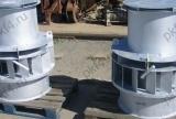 Крышные вентиляторы дымоудаления ВКРМ ДУ