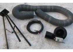 Вентилятор ВСП-500