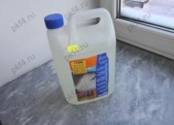 Средство чистящее Stone & Wood Cleaner 2,5 л.