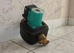 Насосный агрегат циркуляционный TOP-SV 25/7EM Wilo