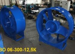 Вентилятор ВО 06-300-12,5К