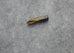 "Бита PH2 25 мм 1/4"" TIN Bosch/2607001547"