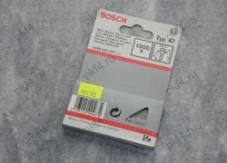 Гвозди для степлеров тип Т47 19 мм 1000 шт. BOSCH/1609200377