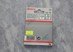 Гвозди для степлеров тип Т47 28 мм 1000 шт. BOSCH/1609200380